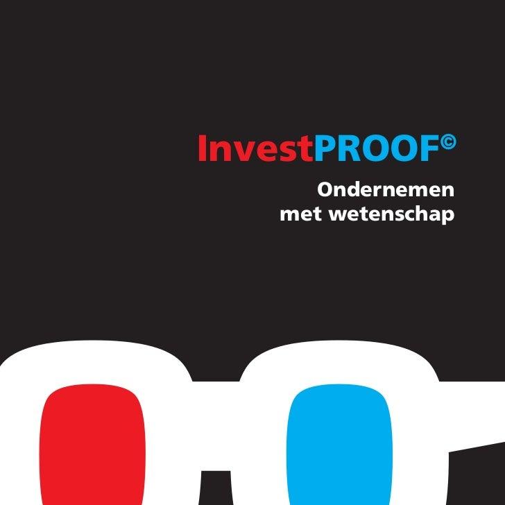 Brochure InvestPROOF