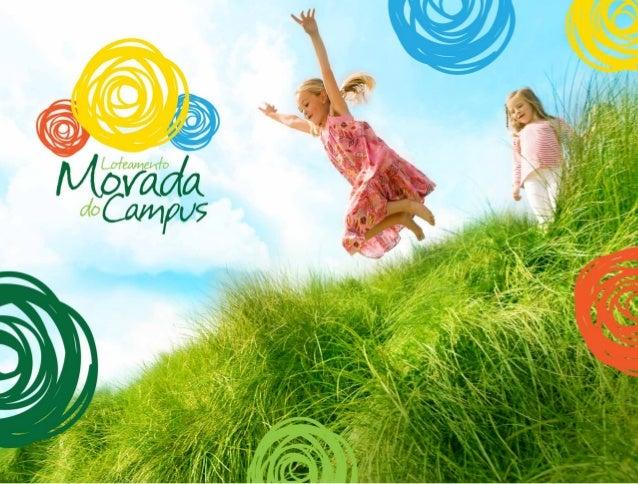 Folder Morada do Campus