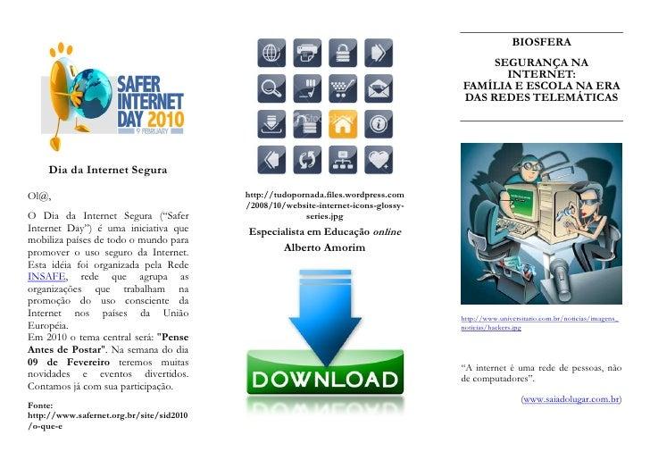 Folder segurança na_era_da_internet