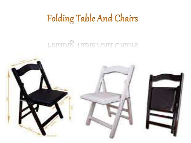 Nice Appearance Of Banquet Tables : Nice Folding Table and Chairs
