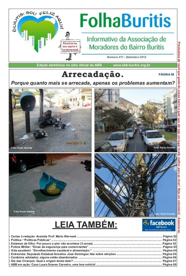 Folha buritis 411  setembro_2012