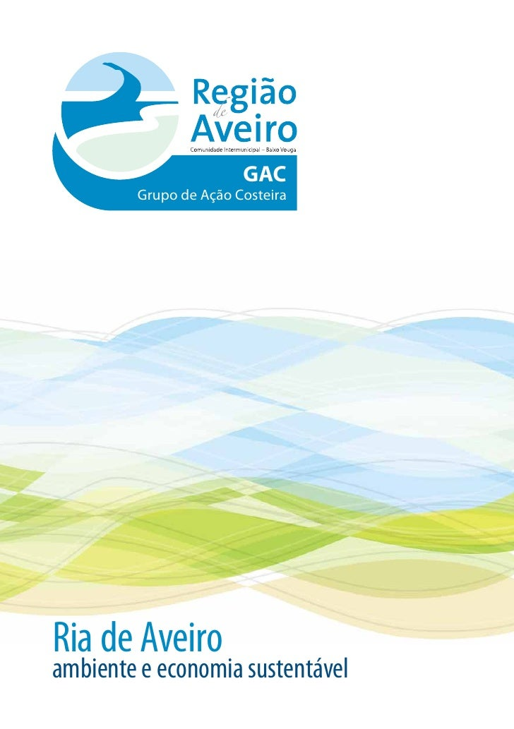 GAC-RA: Ria de Aveiro - Ambiente e economia sutentável