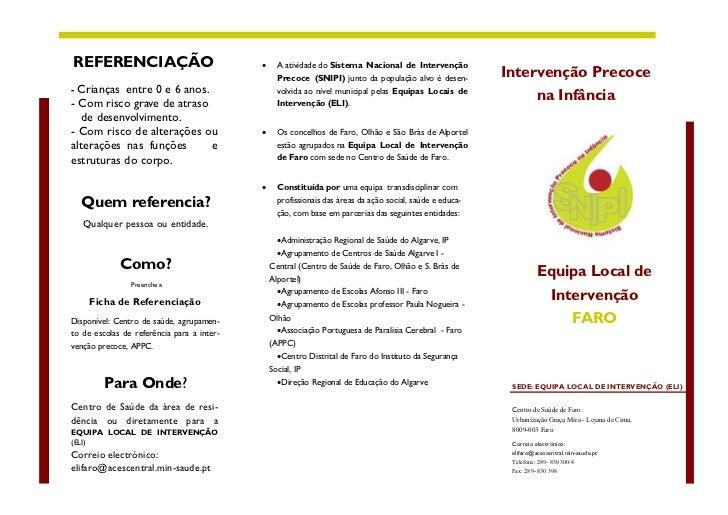 REFERENCIAÇÃO                                    A atividade do Sistema Nacional de Intervenção                          ...