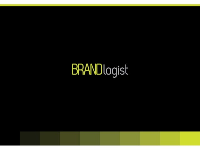 Brandlogist - Design Strategy