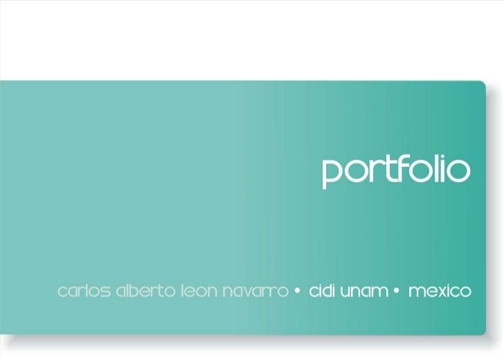 .Folio id carlos león 2012