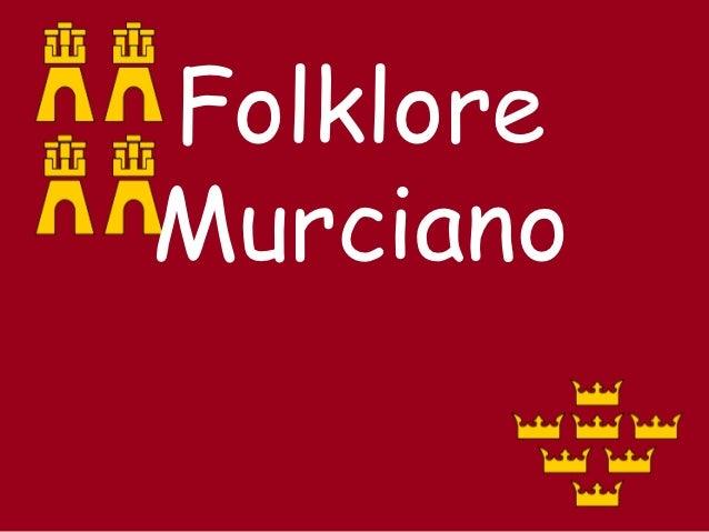 FolkloreMurciano