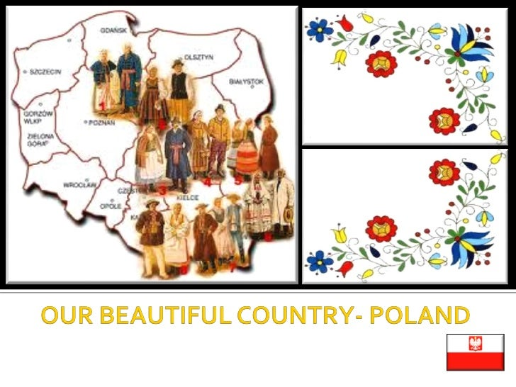 Folklore: Our beautiful country - Poland 2011