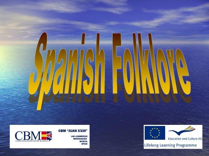 Folklore Spain 2011