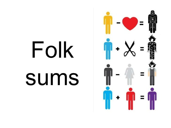 Folksums