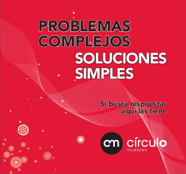 PPROBLEMAS COMPLEJOS Si busca respuestas aquí las tiene Si busca respuestas aquí las tiene PROBLEMAS COMPLEJOS SOLUCIONESS...