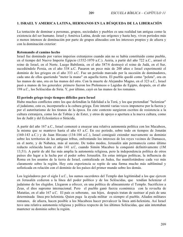 209                                                    20              ESCUELA BÍBLICA – CAPÍTULO 11                      ...