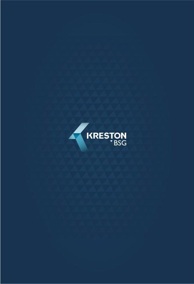 KRESTON BSG ist eine breitgefächerte Firma, bestehend aus einem sehr erfahrenen und fähigen Beraterteam, was es ihnen erla...