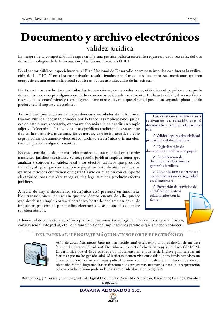 Folleto Archivo Y Doc E,210410
