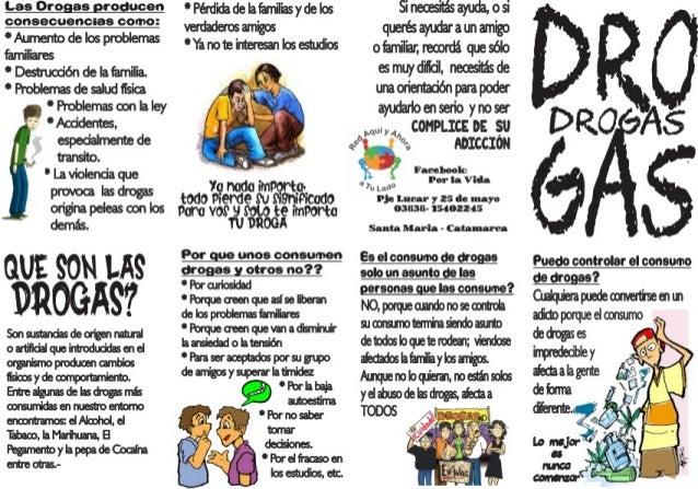 Prevencion De Drogas En Adolescentes
