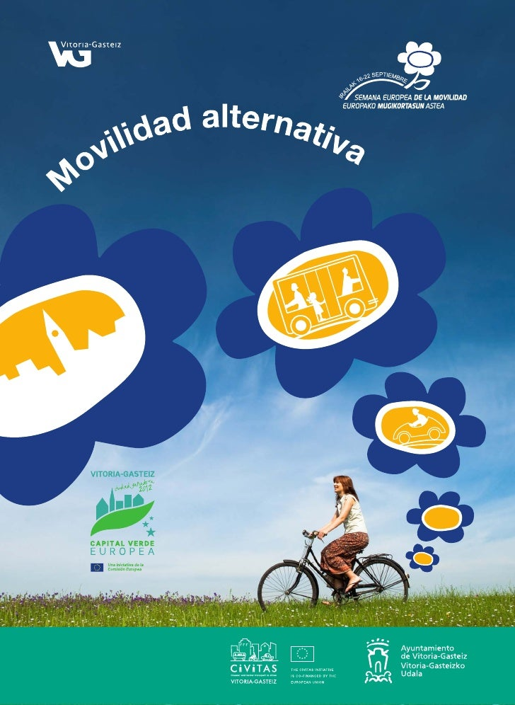 Semana Europea de la Movilidad Sostenible en VG 2011