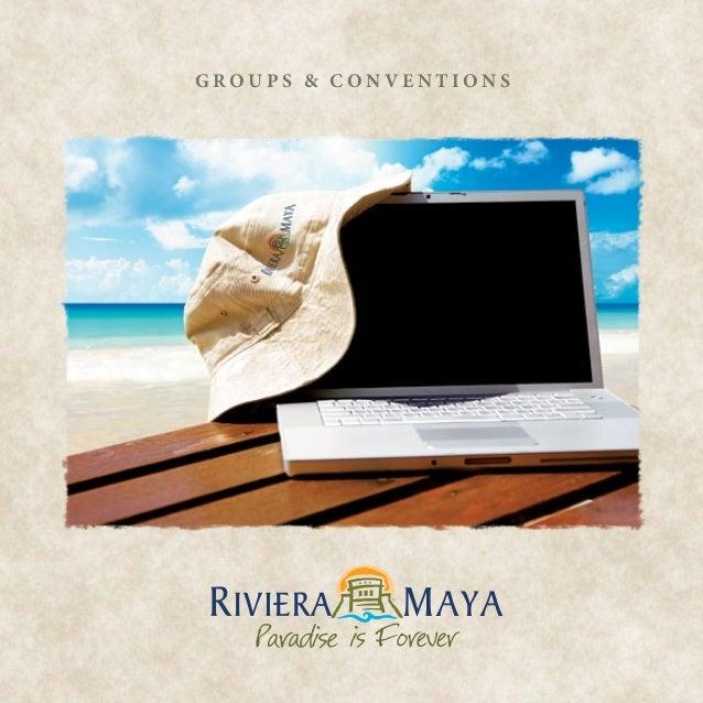 Riviera Maya, Mexico, Meetings & Conventions Brochure