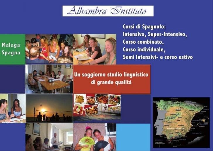 Corsi di Spagnolo in Spagna | Imparare lo spagnolo a Malaga | Corsi di lingua spagnola
