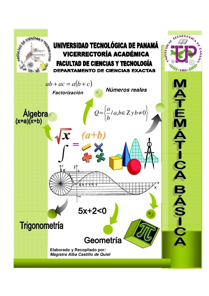 Folleto matematica basica