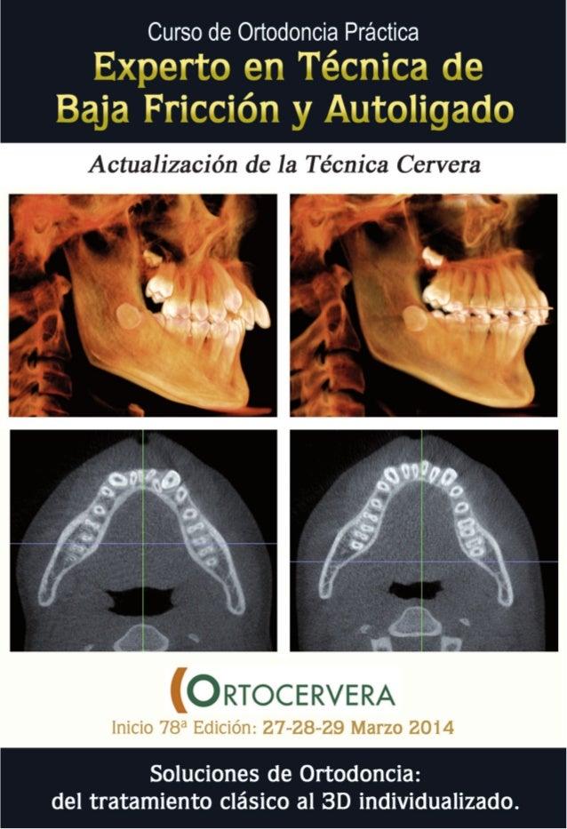 Folleto Ortodoncia 78ª Edición 2014