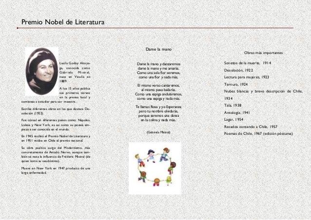 Gabriela Mistral pdf