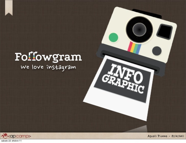Followgram - We love Instagram