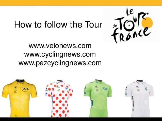 How to follow the Tour de France