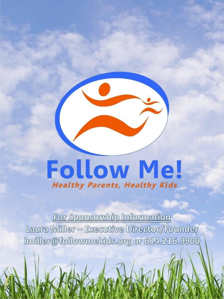Follow Me FitFest 2011 Sponsorship Kit
