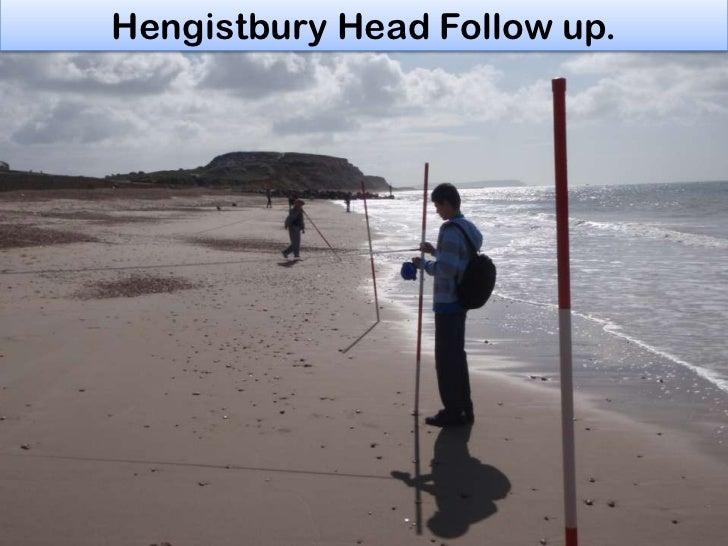 Hengistbury Head Follow up Lesson