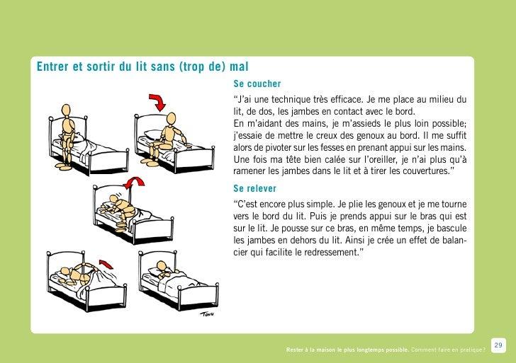 Guide pratique de la fondation roi baudouin rester la - Comment faire pour durer plus longtemps au lit ...
