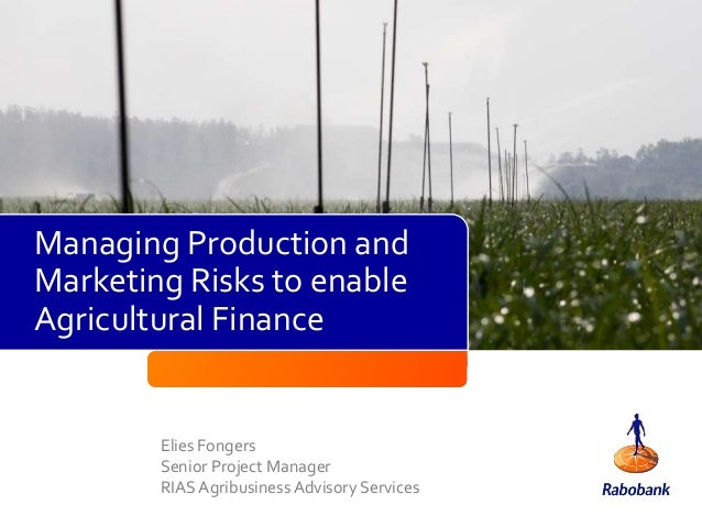 agricultural marketing marketing management kenya Specifically, this paper focuses on how ict solutions can empower agricultural producers by improving their marketing capabilities, with an emphasis on.