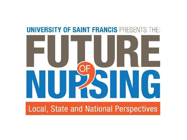 Future of Nursing - Fort Wayne
