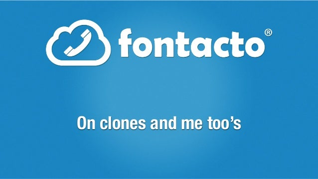 GOAP LatAm 2013 > 7X7 Presentation: Fontacto