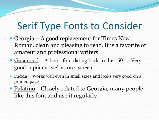 appropriate font for resume basic font usage for resumes college ...