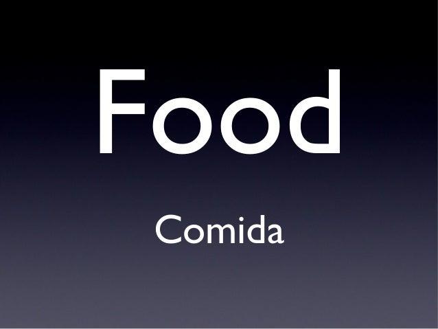 Food Comida