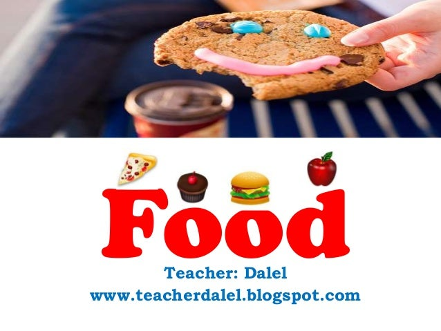 Food and drink ppt