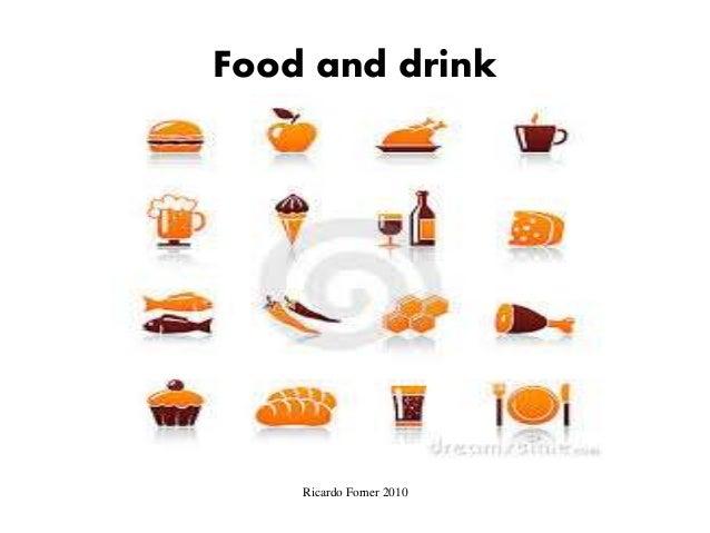 Food and drink  Ricardo Forner 2010