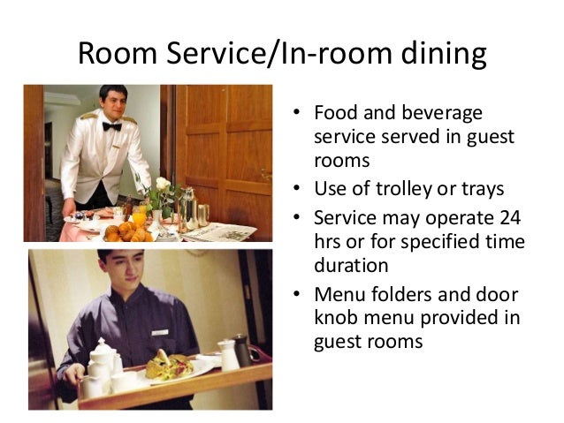 room dining service room service in room dining