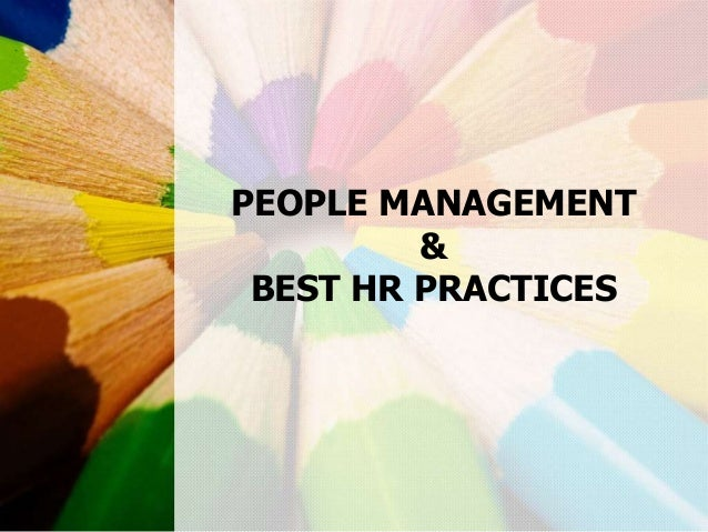 TiE Food Camp '14 - Best HR Practices and People Management by Karyn Correa, Pan India Foodsolutions