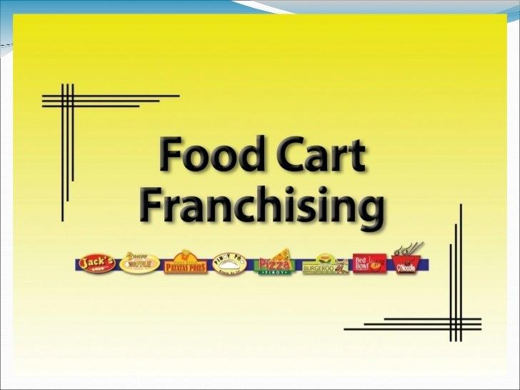 Foodcart Franchising Presentation