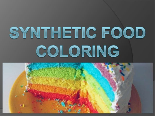 DEFINITION  any dye, pigment or substance that imparts color when it is added to food or drink  derived from coal tar an...