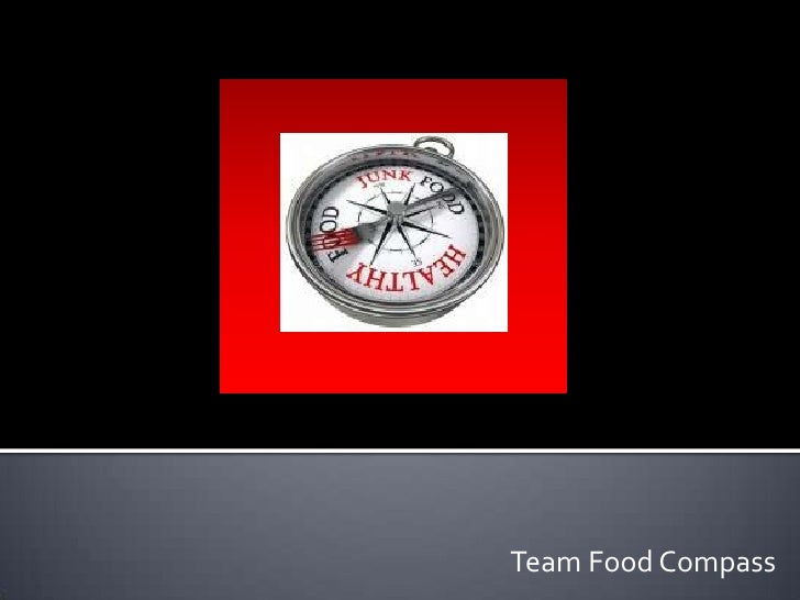 Food compass   slideshare #5 survey results (activity feature)