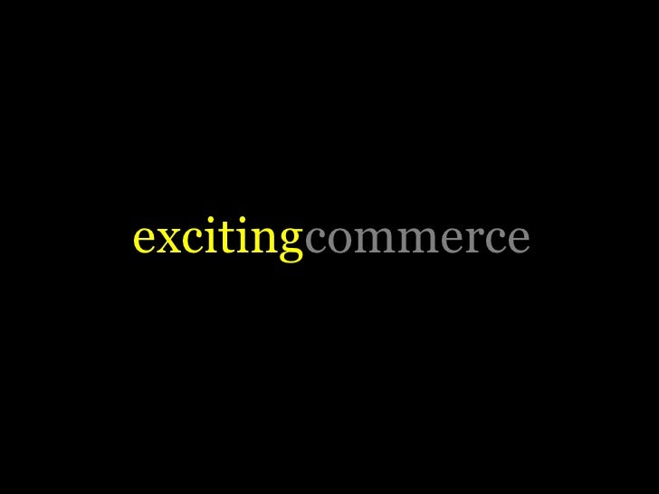 excitingcommerce