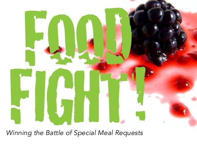 Food Fight—MPI St. Louis