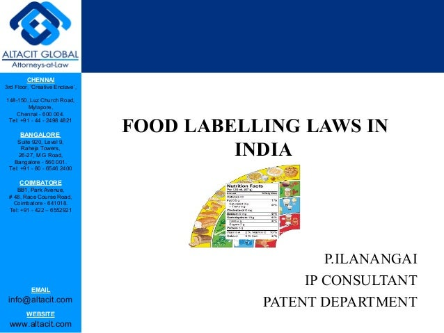 Marketing Claims Laws Food