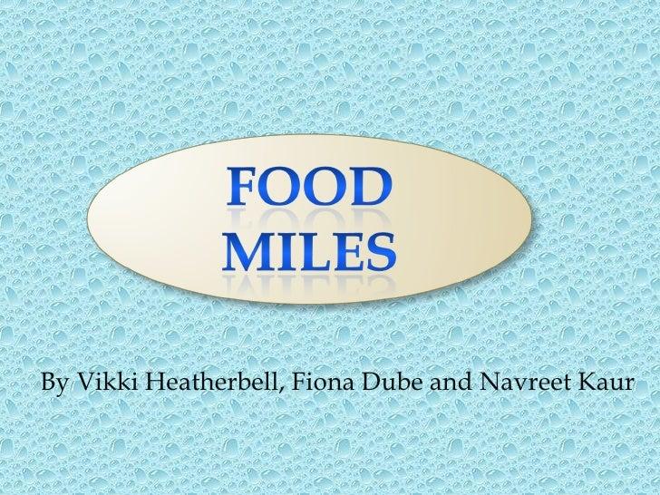Food Mile 2[1]