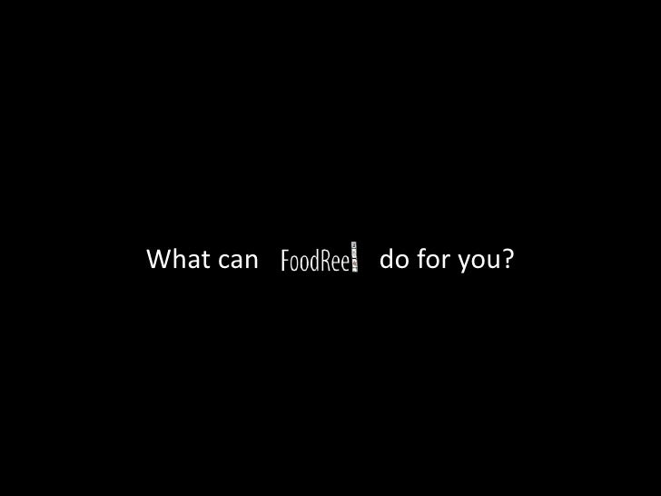 What can                  do for you?<br />