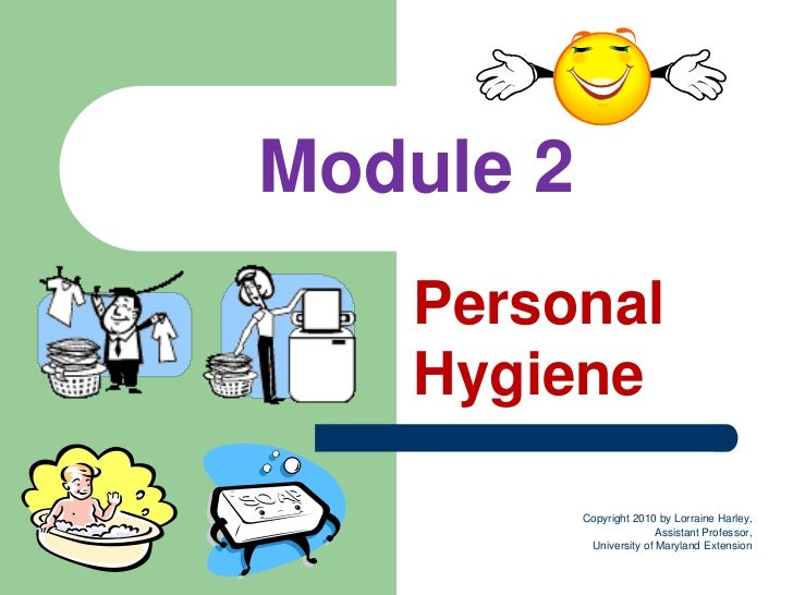 food safety and personal hygiene pdf