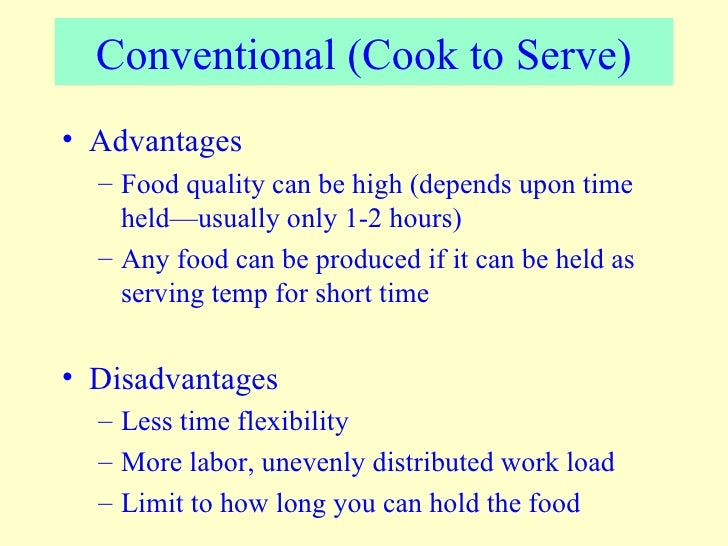 Can You Cook Food On A A Premises