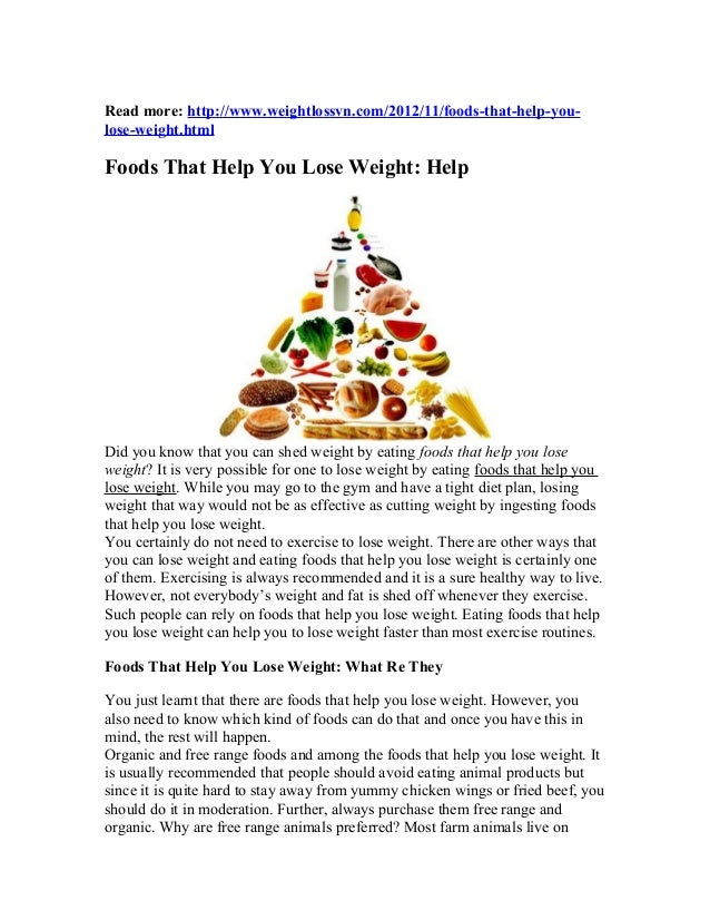 Related Pictures foods that will help you lose weight