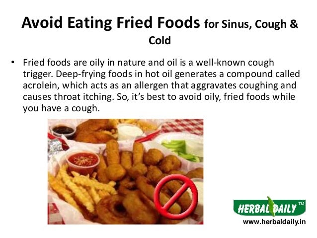 Best Foods For Cold Recovery